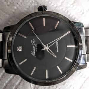 Kenneth Cole over size men watch